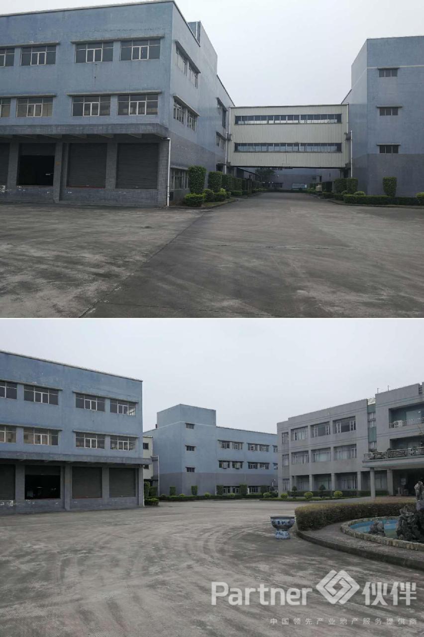 东莞中堂镇 35821.7 国有厂房出售