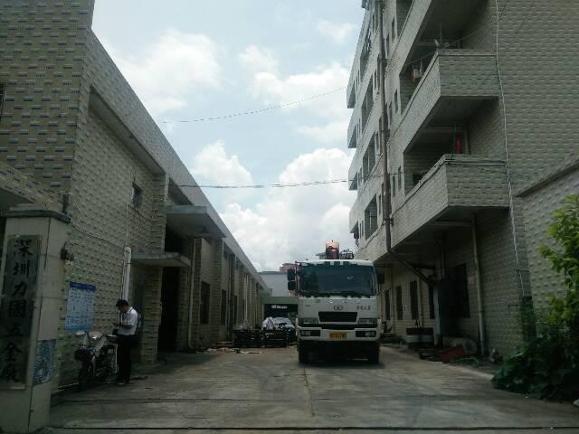 坪山标准厂房6米高630平米无公摊原房东19元专为注塑准备