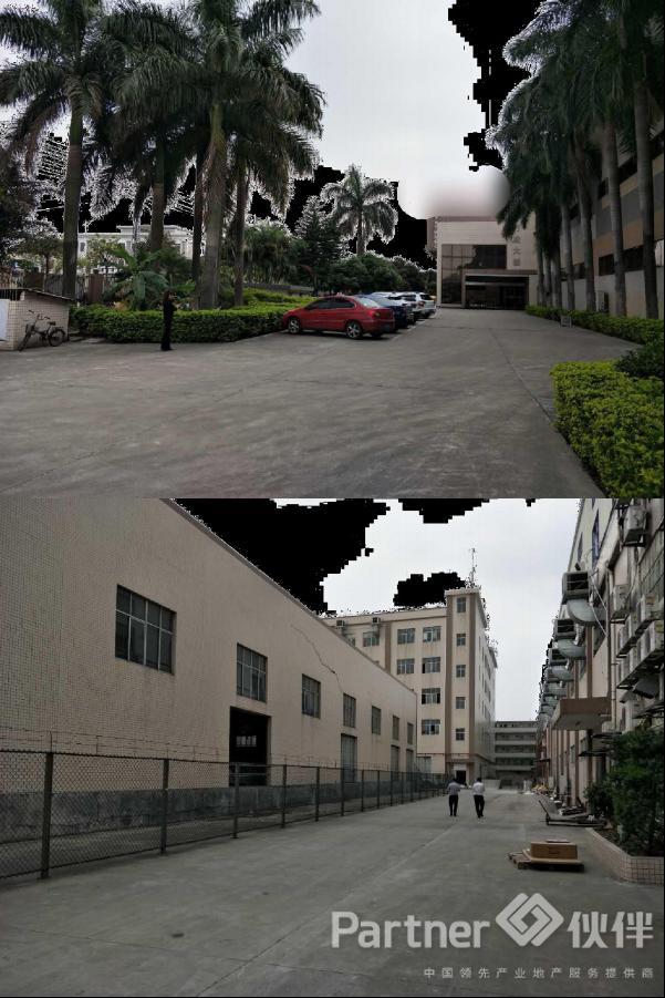 东莞道滘国有证占地 51977 家具厂出售