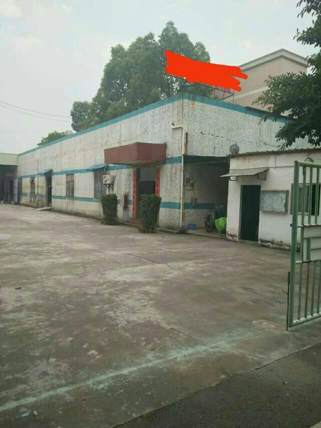 黄江镇独门独院4500平方钢构厂房招租