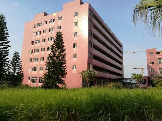 光明新区花园式独院厂房52000平米
