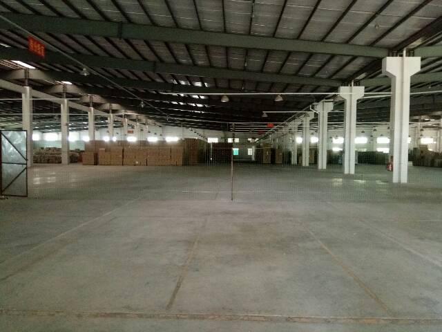 超大单层面积厂房