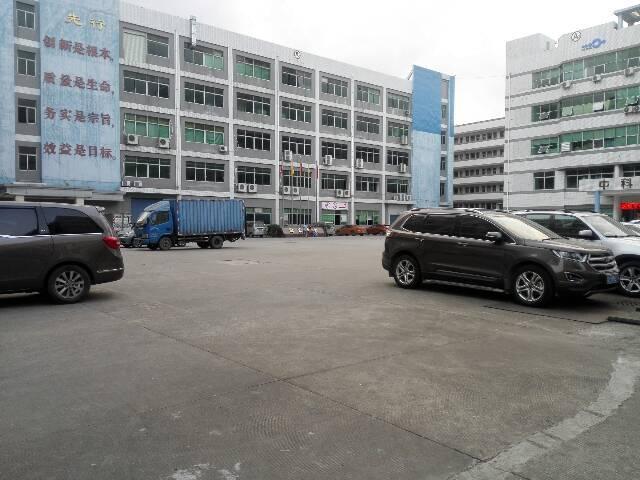 观澜清平高速路口边新出一楼550平空地大