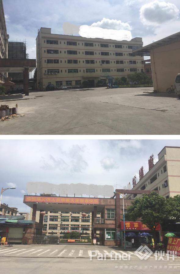 大朗镇建筑 29000 ㎡国有产权厂房出售