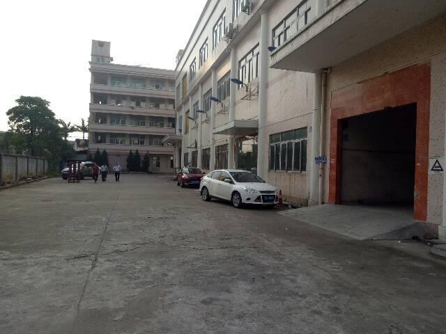 黄江靠樟木头一楼厂房1300平米招租