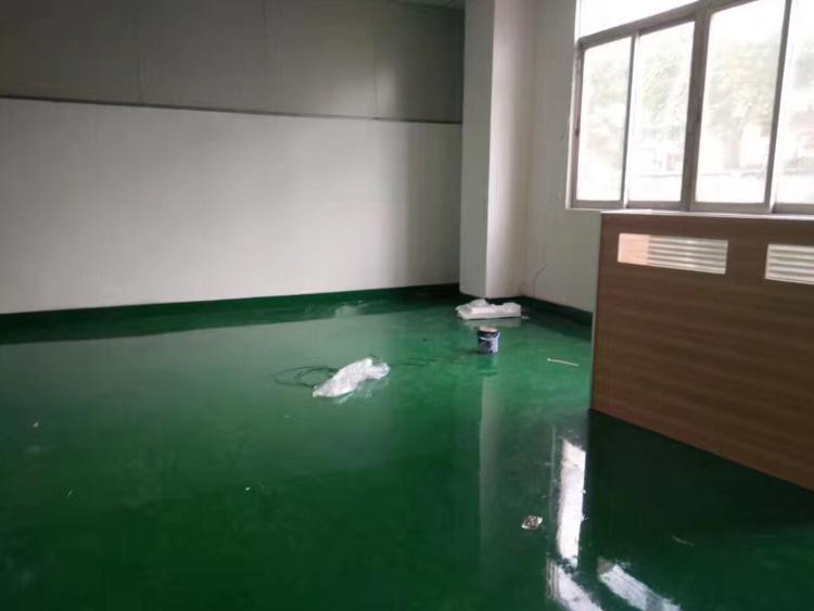 黄江镇6米高带装修标准单一层厂房出租