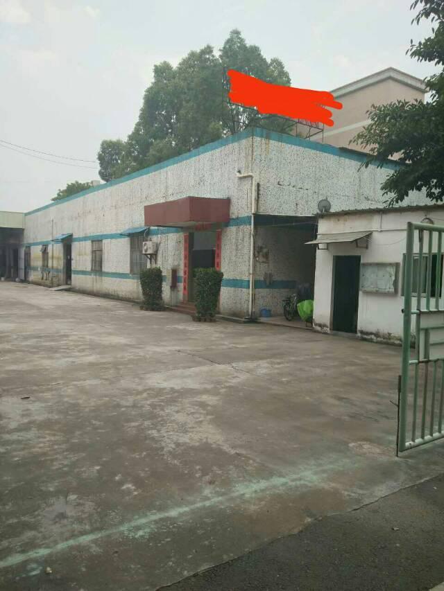 黄江镇独门独院4500平方钢构厂房招租-图2