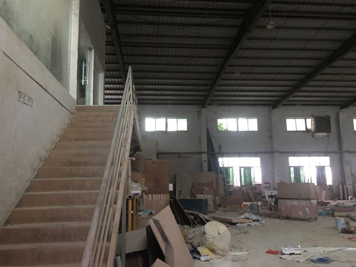 马山头钢结构厂房2000平方,租18