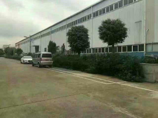 黄江靠深圳独院物流园,空地大,有卸货平台,办公室精装修