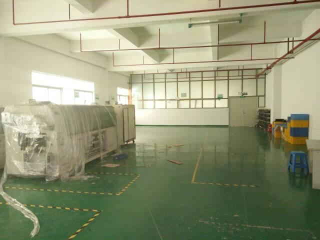 黄江靠深圳新空出独院厂房分租楼上1250平方出租,可做珍珠棉-图4