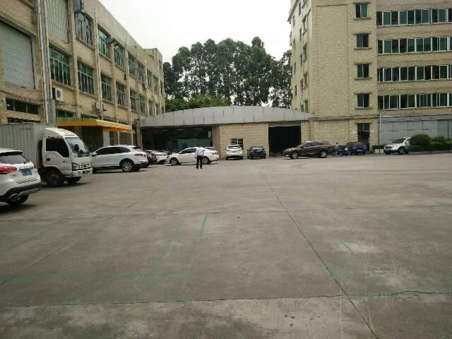 虎门镇北栅单一层3100平方米标准厂房