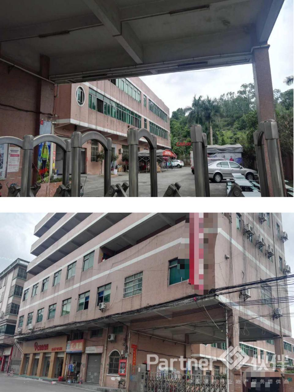 东城区占地 5 亩,建筑 6500 ㎡村委合同厂房出售