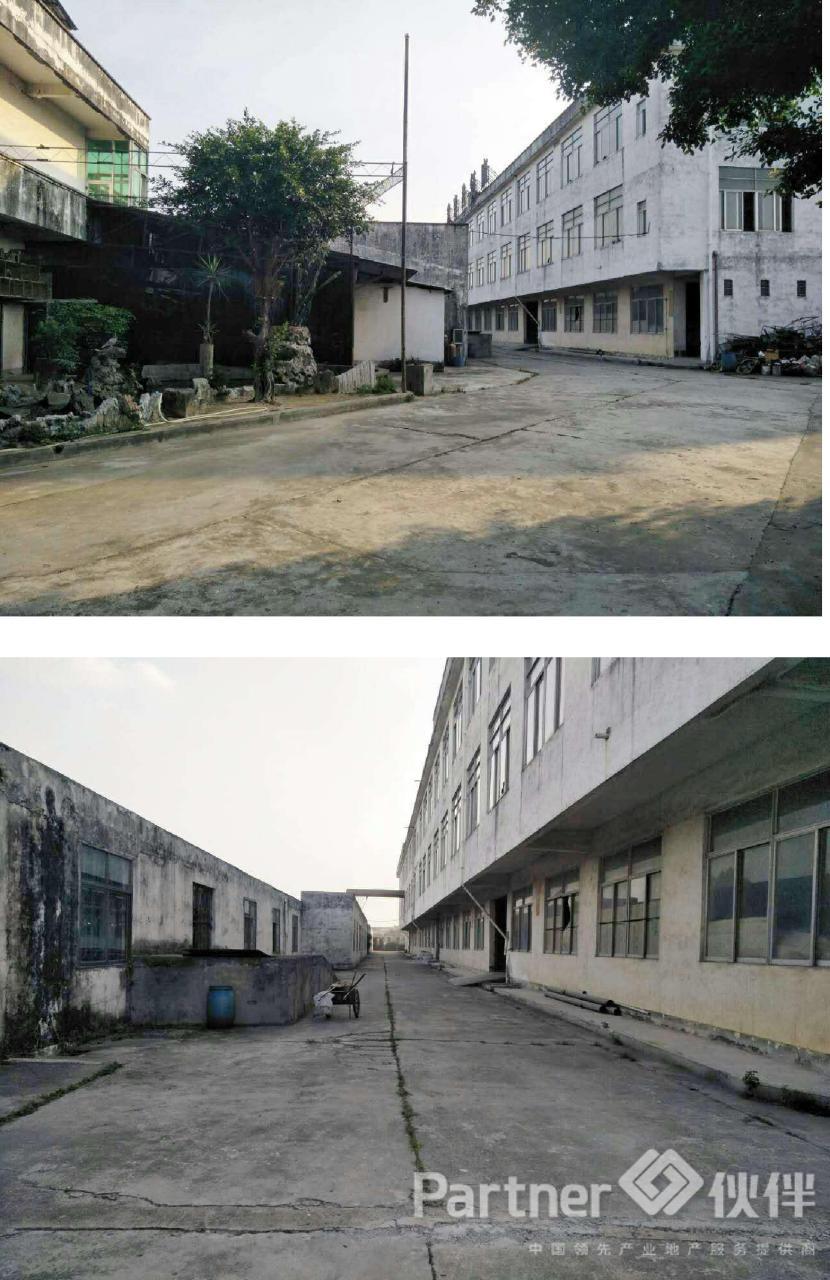 广州石滩镇占地 34 亩,建筑 22000 ㎡国有证厂房出售