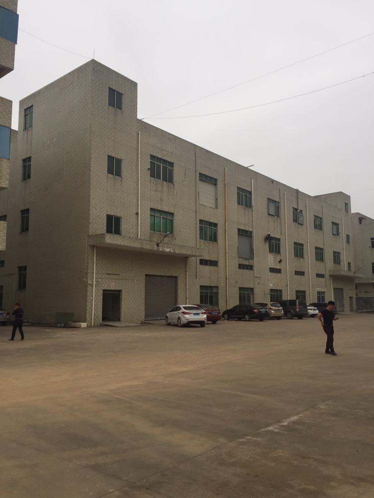 公明田竂一二楼2600平方米厂房招租