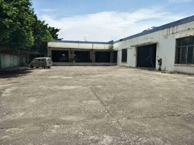 东莞市石排单一层厂房3000平米出售