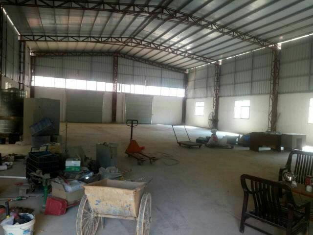 毛织集中地原房东单一层钢构招租