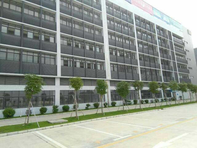 横沥镇新出成熟工业区高大上一楼2000平方米
