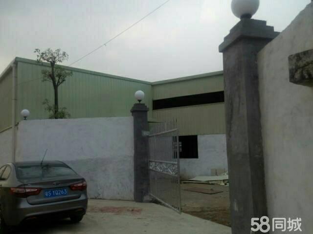 (出租)原房东靠深圳 山边独院钢构