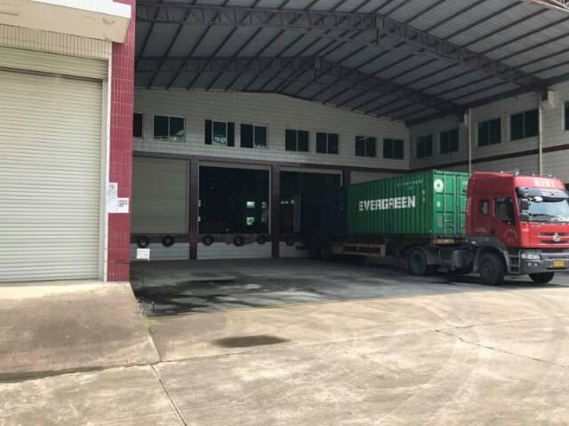 平湖新出一楼带卸货平台物流仓库2000平方米招租-图2