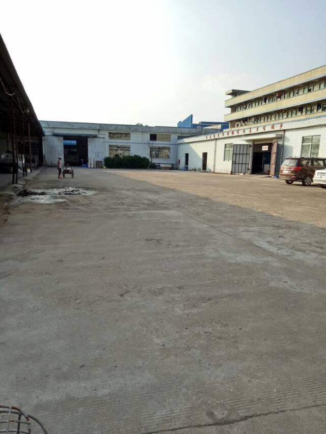 坪山坑梓高速出口秀新村钢结构厂房1100平