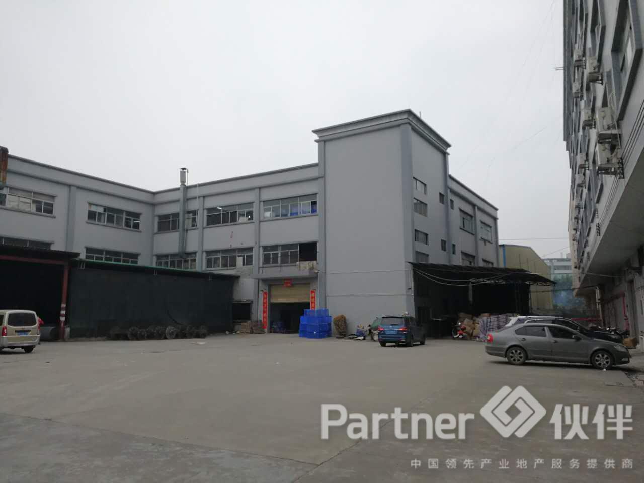 东莞中堂占地24526㎡建筑25310㎡国有厂房出售