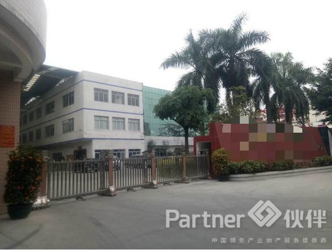 东莞市长安镇建筑9808.93㎡集体流转证/房产证厂房出售