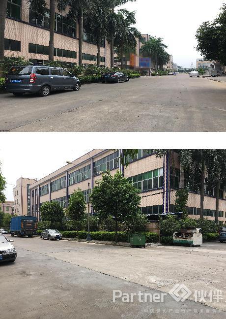 横沥镇建筑 17000 ㎡国有证厂房出售