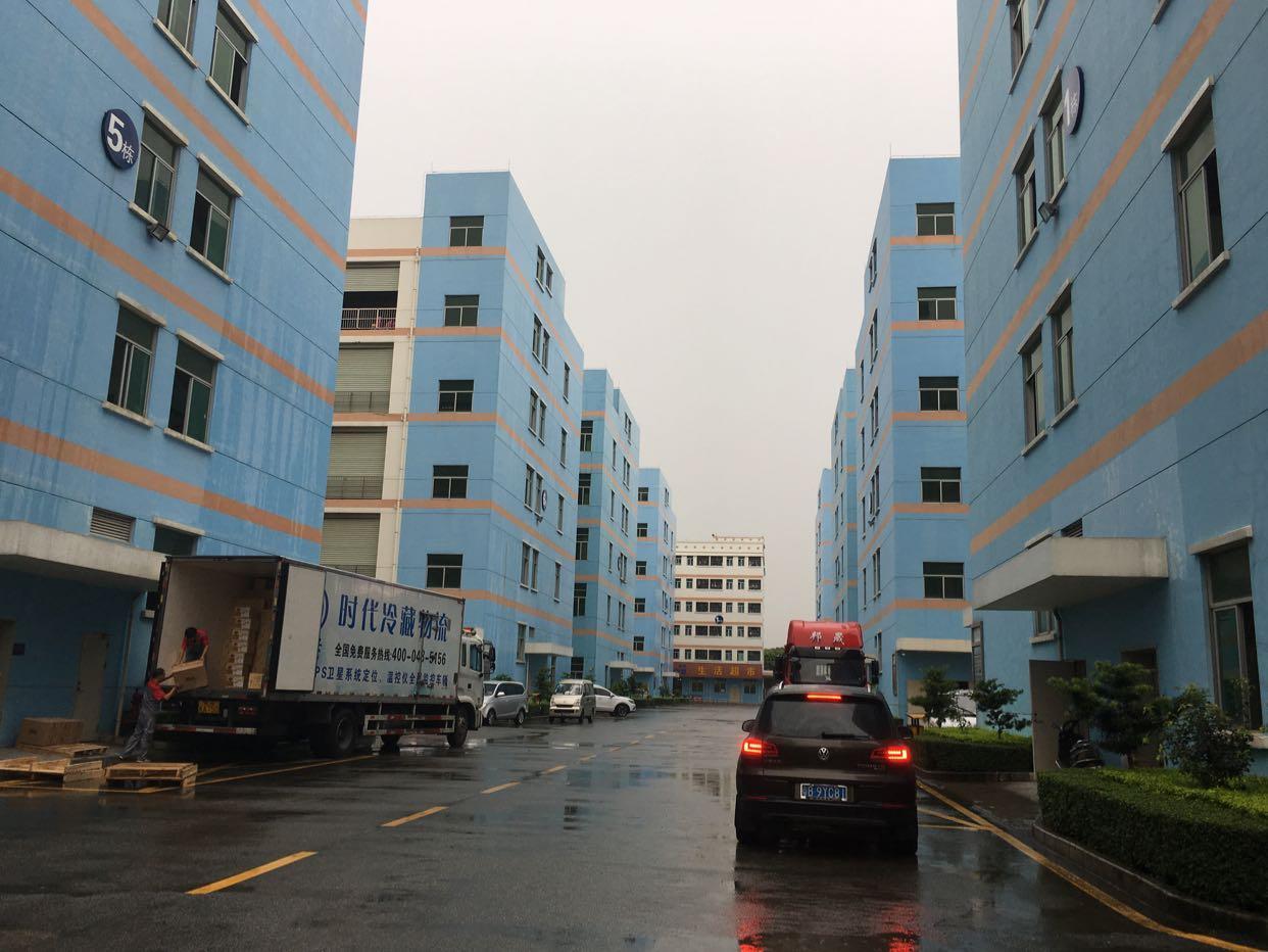 大朗创新科技园1万平米独栋厂房出租