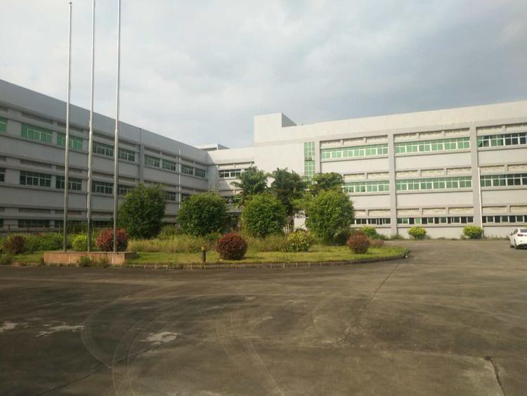 龙岗区原房东独院厂房总面积约十万平方可分租