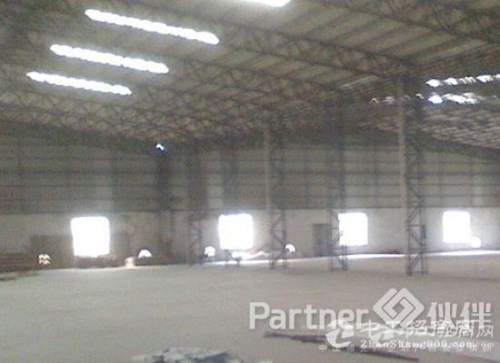 寮步成熟工业区单一层厂房5000平米,有现成办公
