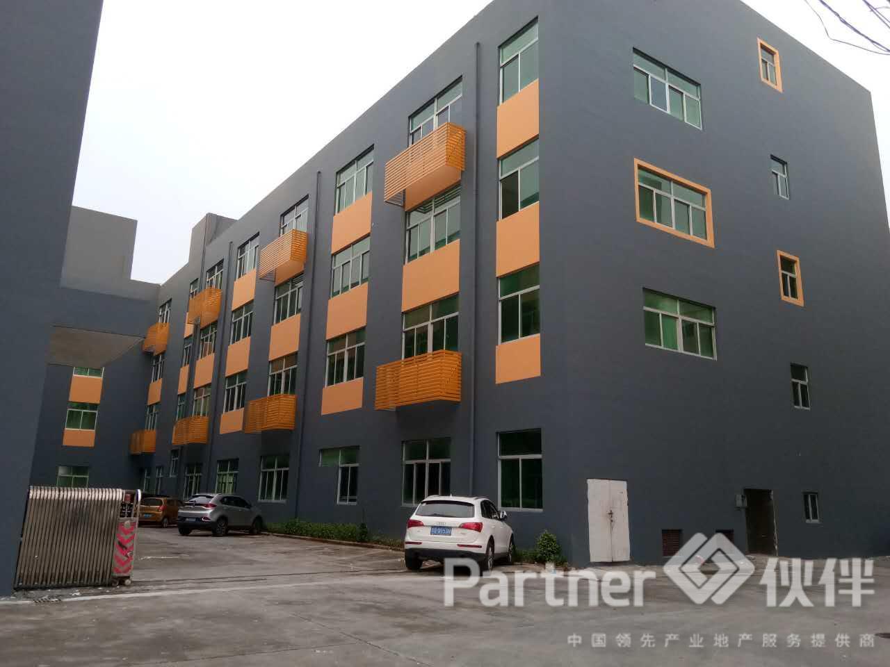 高新智创园总面积80000平米,共11栋,现已全部新装修完毕