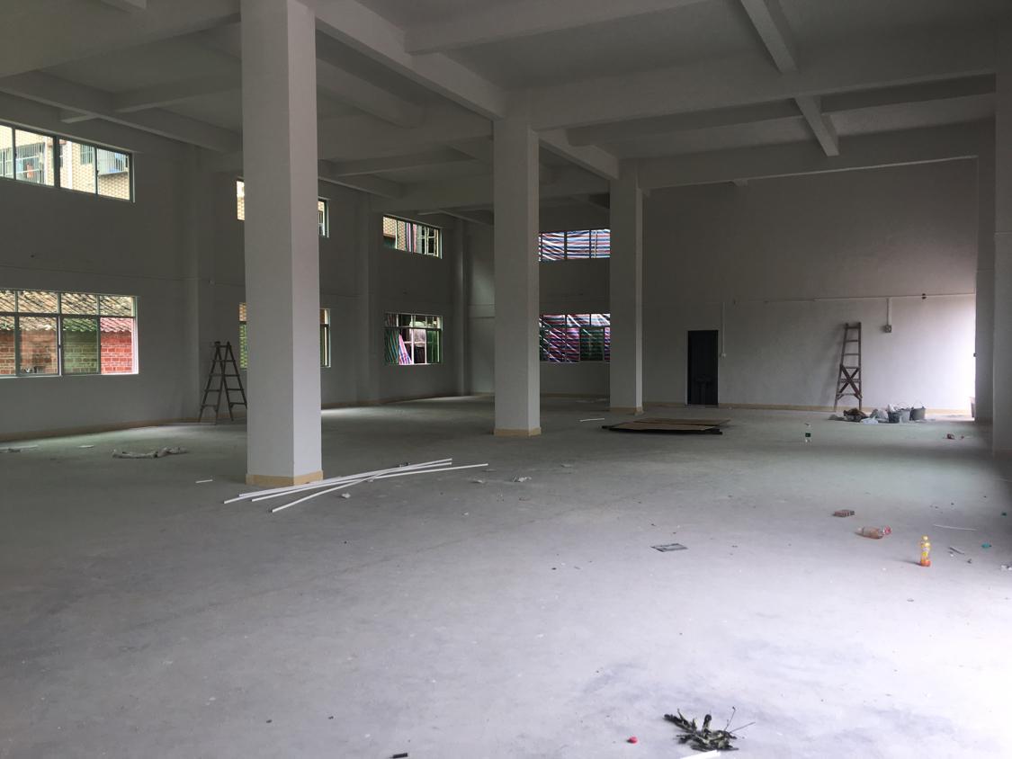 超大空地独栋单一层7米高厂房