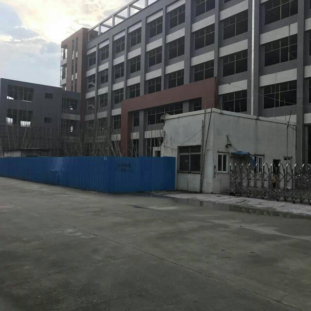 虎门怀德原房东超漂亮厂房单层4000平方重工业厂房一楼7米