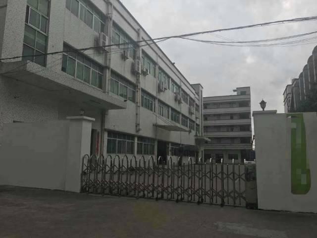 石岩料坑独院厂房1-3层3600平方招租