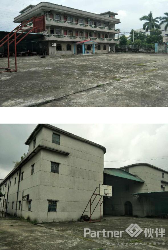 塘厦镇建筑 4543.1 ㎡国有土地使用证厂房出售