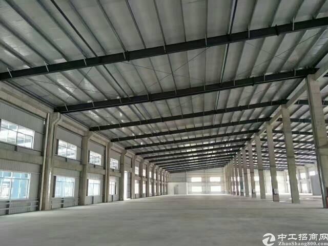 坪地标准物流仓库2万平米出租-图3
