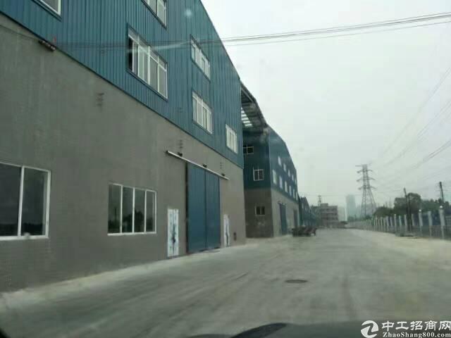 坪地标准物流仓库2万平米出租-图4