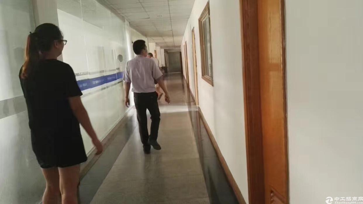 观澜牛湖新出1500平楼上带装修厂房招租-图2