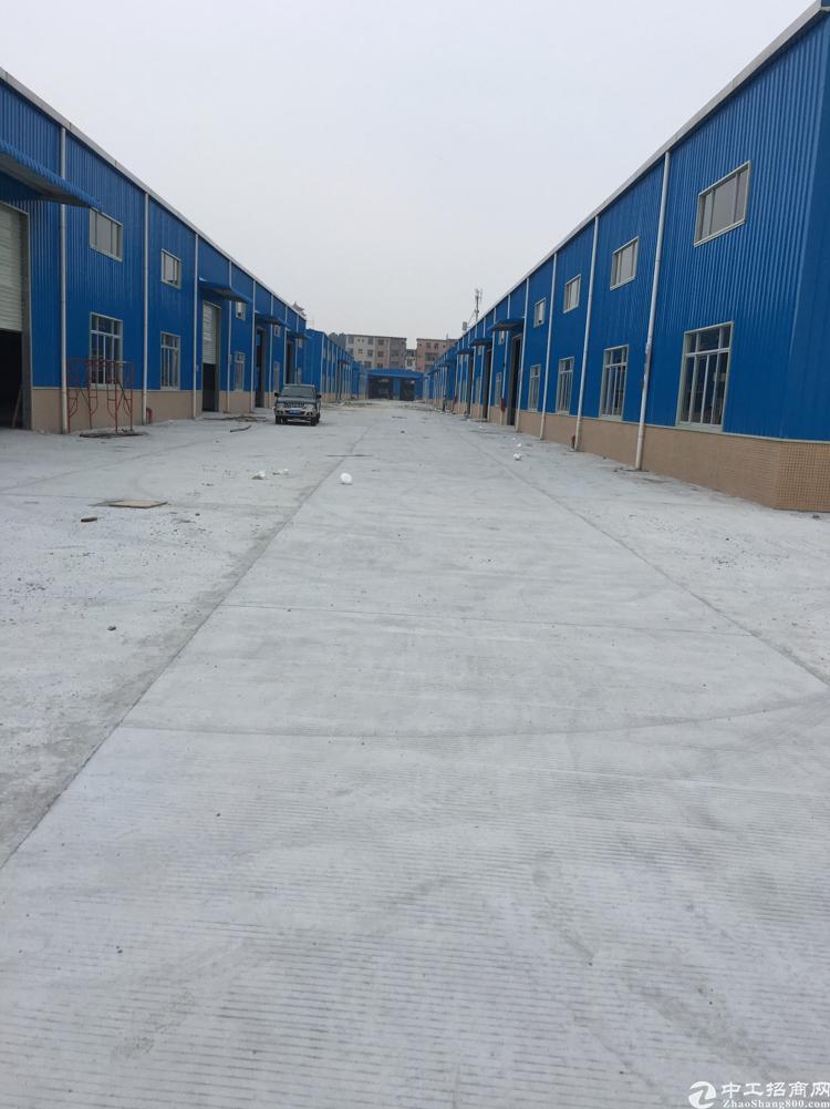 大型工业园分租一栋厂房1000平方