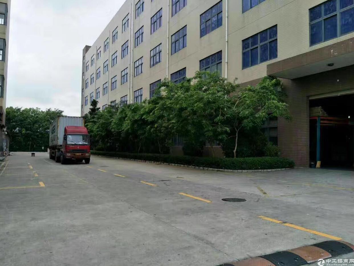 原房东红本厂房实际面积出租,12500平