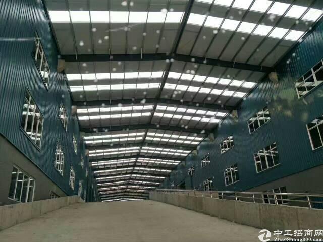坪地标准物流仓库2万平米出租-图5