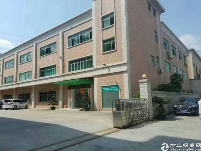 虎门镇超靓独院厂房三层6600平方出租