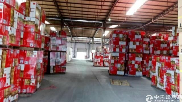 横岗新出一楼钢构仓库9600平,带卸货平台,高速口,空地大-图3