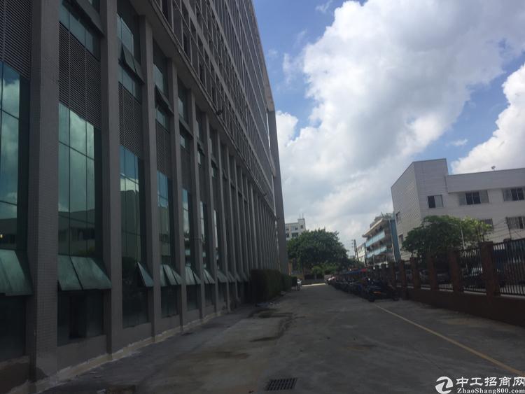 福永镇凤凰工业区楼上3600平方带装修厂房招租大小分组-图3