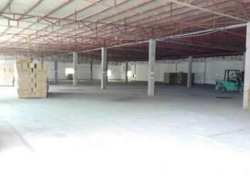 横岗新出一楼钢构仓库9600平,带卸货平台,高速口,空地大图片5