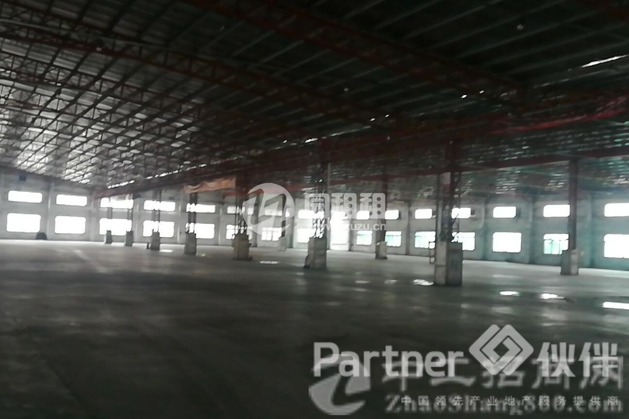寮步竹园1500平方全新钢构带隔热厂房招租