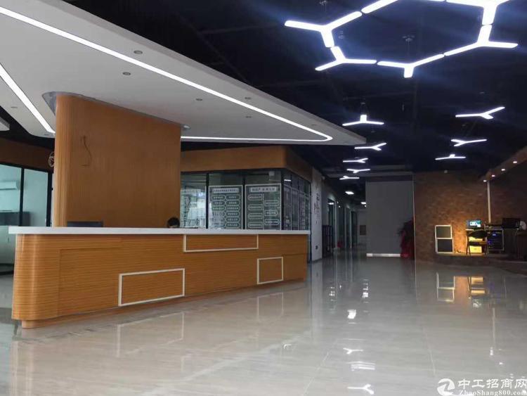 东莞横沥高大上全新写字楼招租