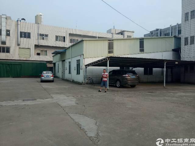 清溪镇中心原房东钢构1200
