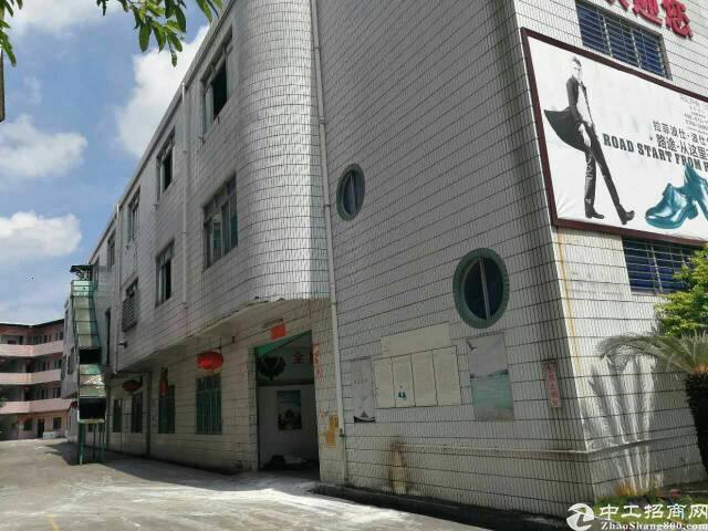 西环路附近独门独院标准厂房6000平米,有独立办公楼