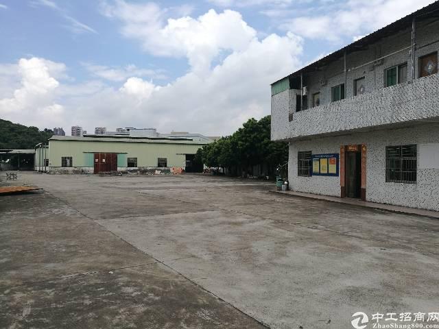 龙岗仓库出租(6000平米)